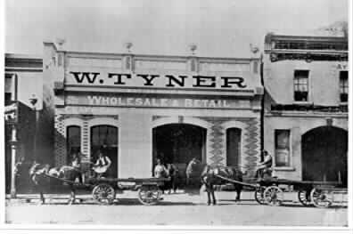 Tyner's 1900