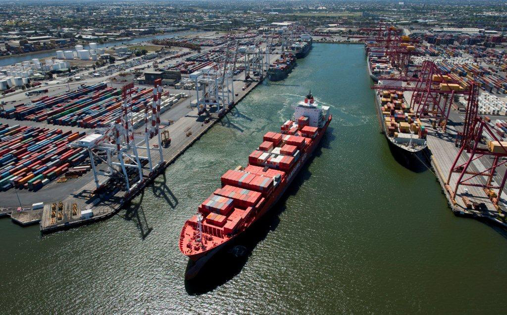 Port of Melbourne – Export Statistics FY20