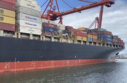 Container vessel 2