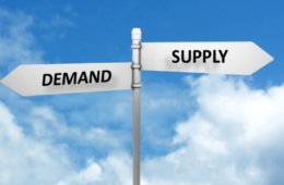 Supply-Demand-Road-signs