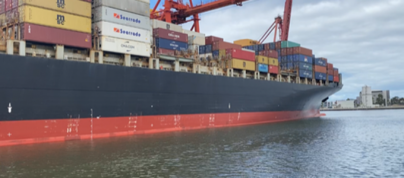 Port of Melbourne Tour Feb 2020