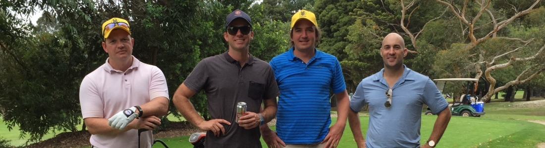 2015 GIAV Annual Golf Day Results- Sponsored by GrainCorp