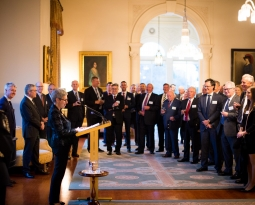 Centenary Recognised at Government House Reception