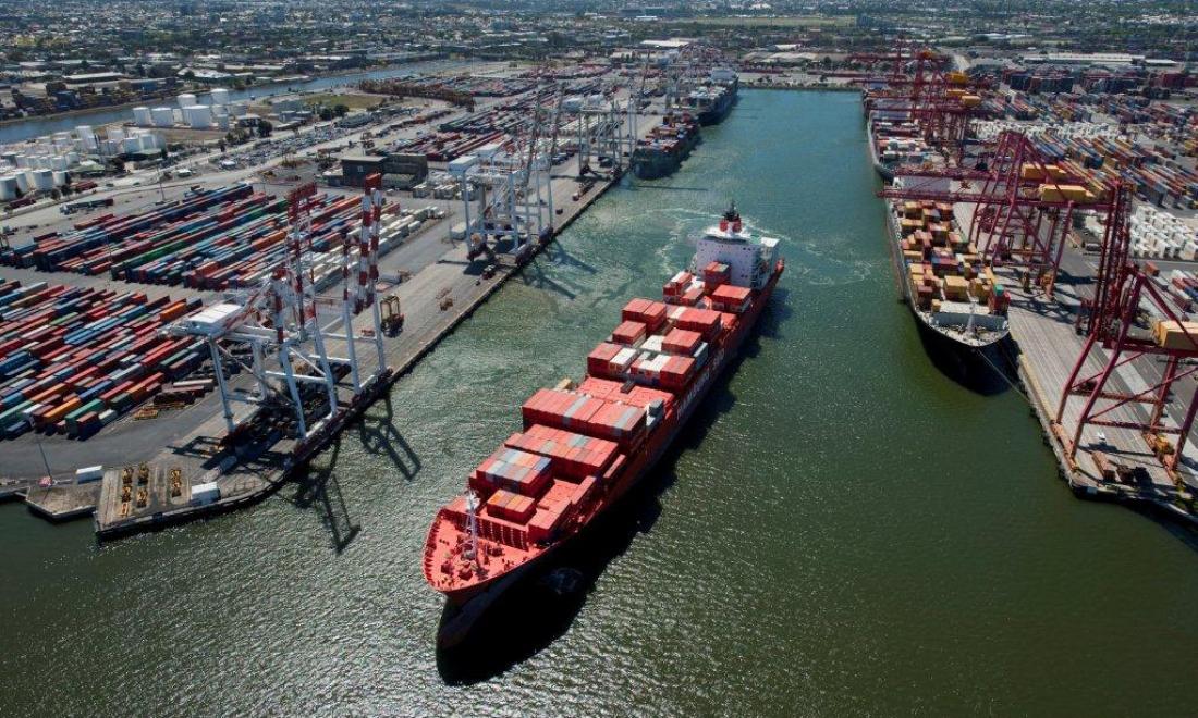 Port of Melbourne – Export Statistics FY20