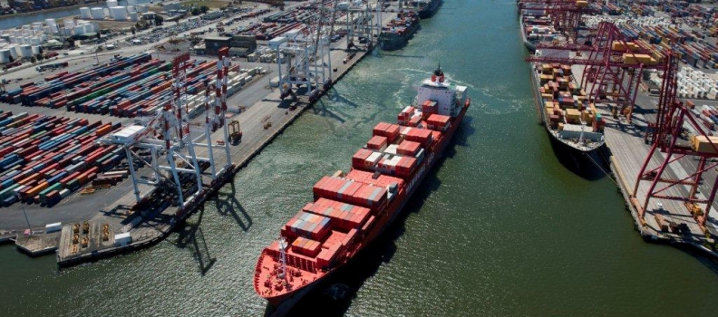 Port of Melbourne Grain Export Statistics –  FY19